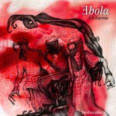 Discos de vinilo: JOB KARMA - EBOLA - LP + CD. Lote 174561303