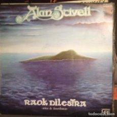 Discos de vinilo: ALAN STIVELL – RAOK DILESTRA (ANTES DE DESEMBARCAR) BOCACCIO RECORDS – BS-32111, CFE . Lote 174568624