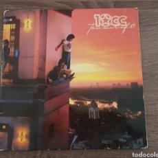 Discos de vinilo: TEN OUT OF 10 DISCO DE VINILO LP 10 CC 1981 ESPAÑA. Lote 174575878