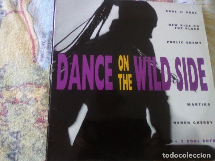 DANCE ON THE WILDSIDE-VARIOS.EPIC ESPAÑA 1990 (Música - Discos - LP Vinilo - Otros estilos)