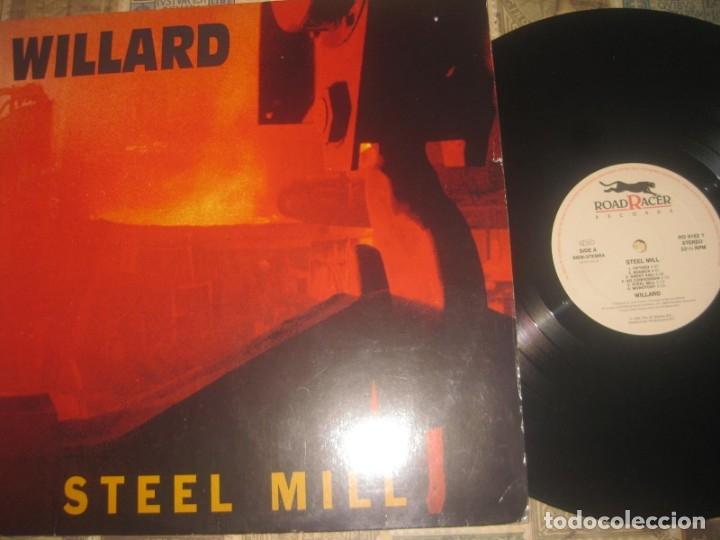 WILLARD STEEL (ROAD RACER-1992) OG HOLANDA LEA DESCRIPCION (Música - Discos - LP Vinilo - Heavy - Metal)