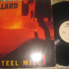Discos de vinilo: WILLARD STEEL (ROAD RACER-1992) OG HOLANDA LEA DESCRIPCION. Lote 174580543