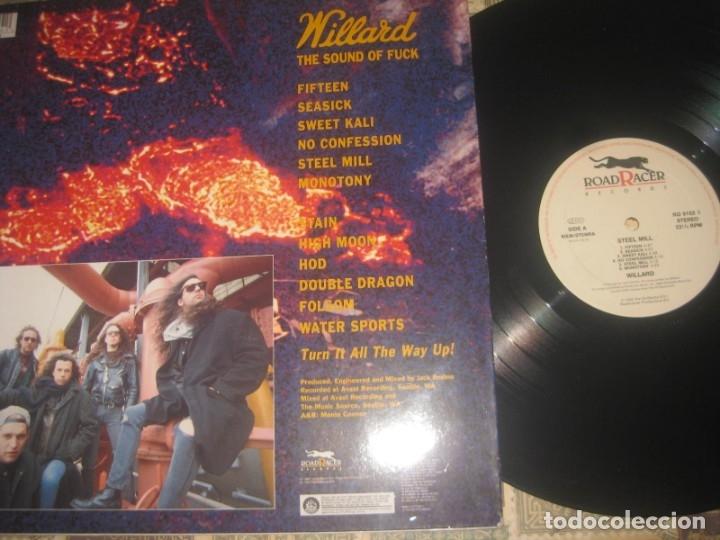 Discos de vinilo: willard steel (road racer-1992) og holanda lea descripcion - Foto 2 - 174580543