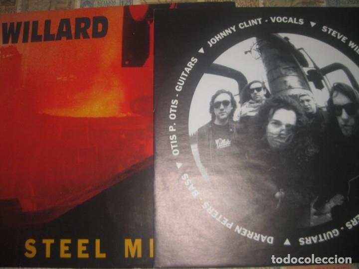 Discos de vinilo: willard steel (road racer-1992) og holanda lea descripcion - Foto 3 - 174580543