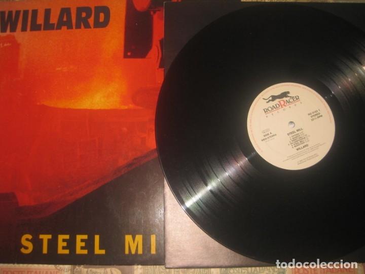 Discos de vinilo: willard steel (road racer-1992) og holanda lea descripcion - Foto 4 - 174580543
