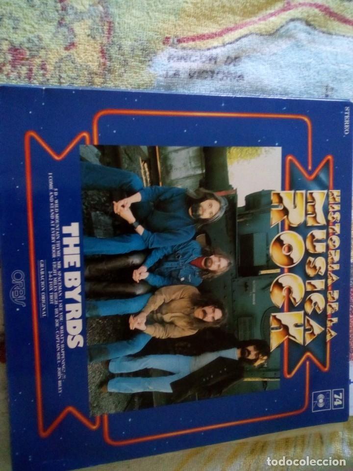 HISTORIA DE LA MUSICA ROCK-THE BIRDS.ORBIS 1980 ESPAÑA (Música - Discos - LP Vinilo - Otros estilos)