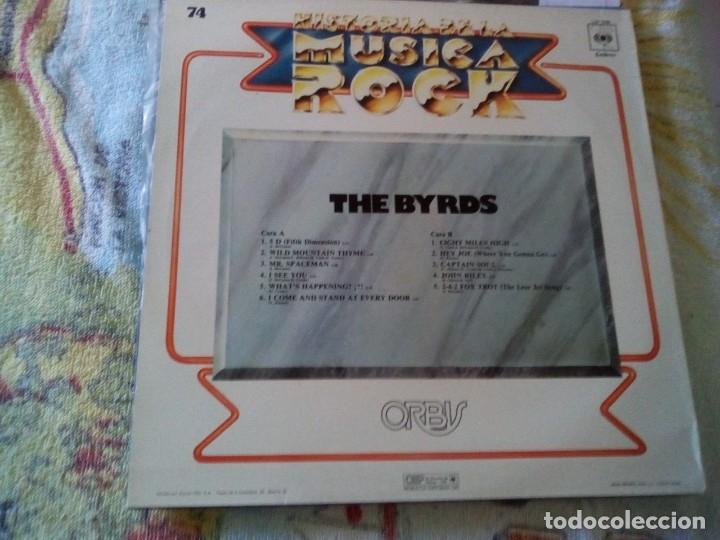 Discos de vinilo: historia de la musica rock-the birds.orbis 1980 españa - Foto 2 - 174583095