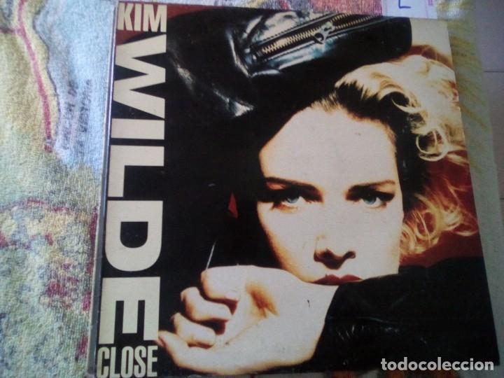 KIM WILDE - CLOSE ,MCA ESPAÑA 1988 (Música - Discos - LP Vinilo - Otros estilos)