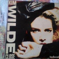 Discos de vinilo: KIM WILDE - CLOSE ,MCA ESPAÑA 1988. Lote 174583679