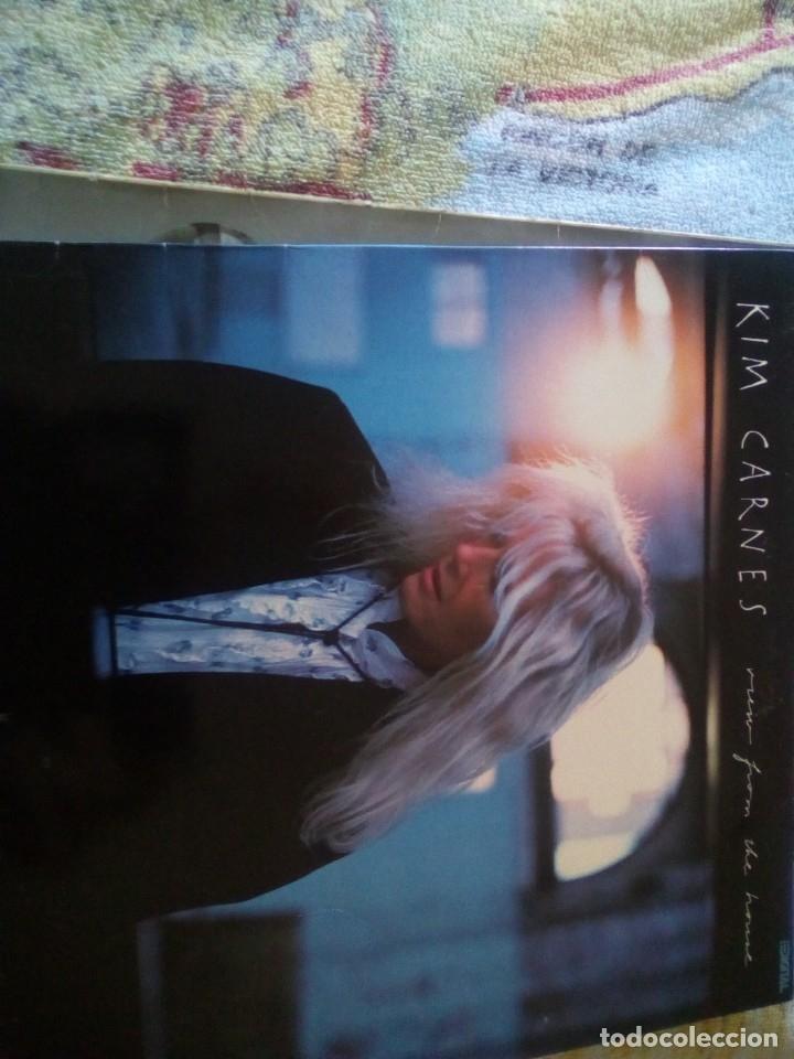 KIM CARNES - VIEW FROM THE HOUSE - 1988 MCA ESPAÑA (Música - Discos - LP Vinilo - Otros estilos)
