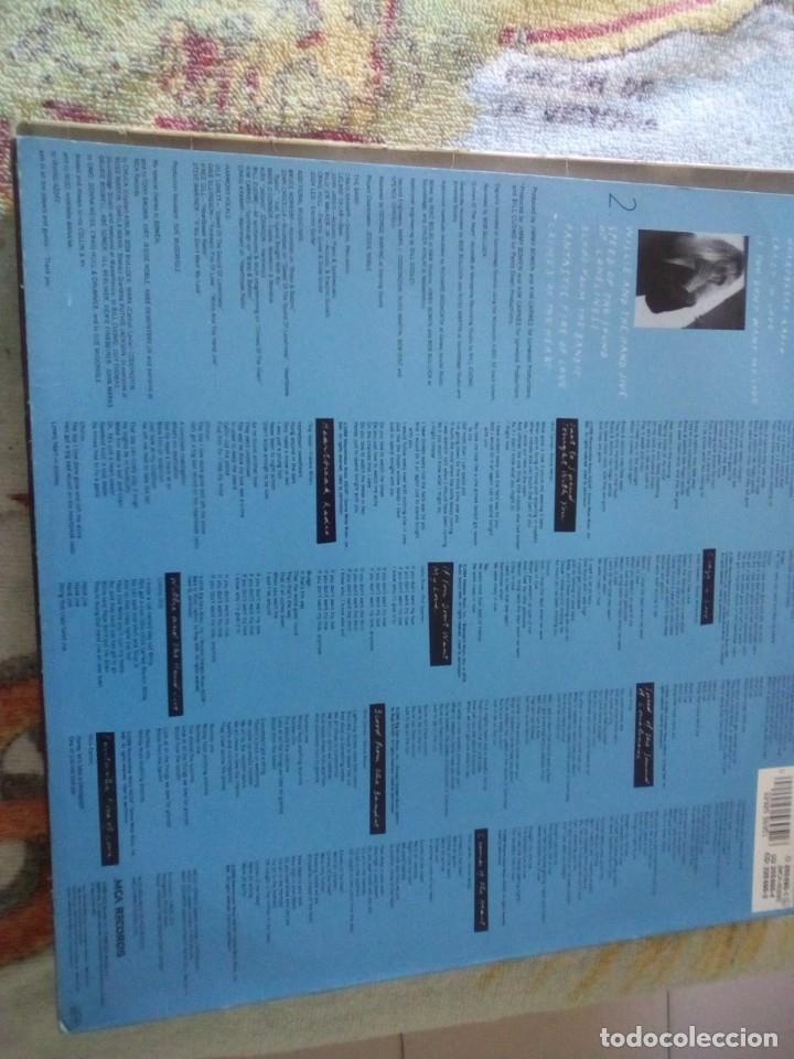 Discos de vinilo: Kim Carnes - View from the house - 1988 MCA España - Foto 2 - 174583778