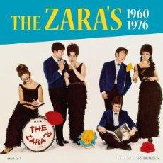 Disques de vinyle: MINI LP THE ZARA'S - THE ZARA'S 1960 - 1976 / ED. OFICIAL MADMUA RECORDS 2019 LIMITADA Y NUMERADA. Lote 182680208