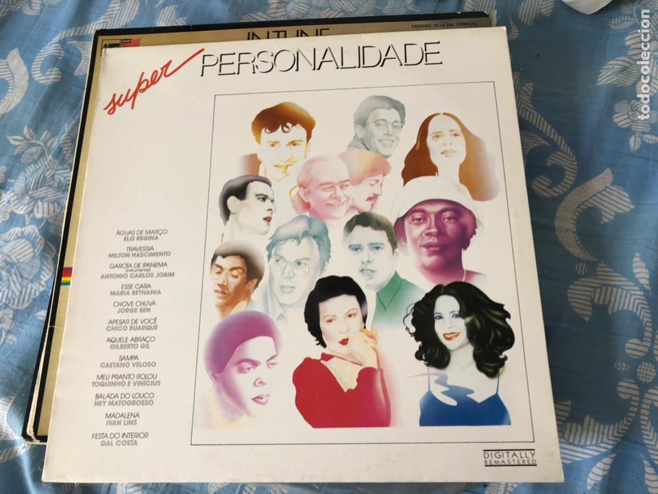 SÚPER PERSONALIDADE (Música - Discos de Vinilo - Maxi Singles - Funk, Soul y Black Music)