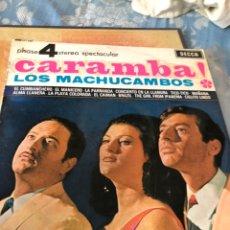 Discos de vinilo: CARAMBA LOS MACHUCAMBOS. Lote 174588579
