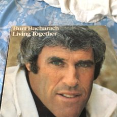 Discos de vinilo: BURT BACHARACH LIVING TOGETHER. Lote 174590363