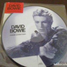 Discos de vinilo: DAVID BOWIE - YOUNG AMERICANS - PICTURE DISC - 40 ANIVERSARIO - AÑO 2015. Lote 174591752