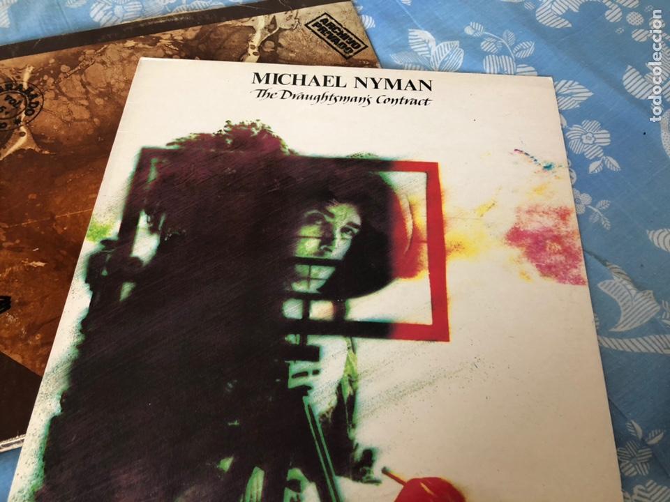 MICHAEL NYOMAN (Música - Discos - Singles Vinilo - Pop - Rock Extranjero de los 90 a la actualidad)