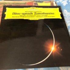 Discos de vinilo: RICHARD STRAUSS. Lote 174592433