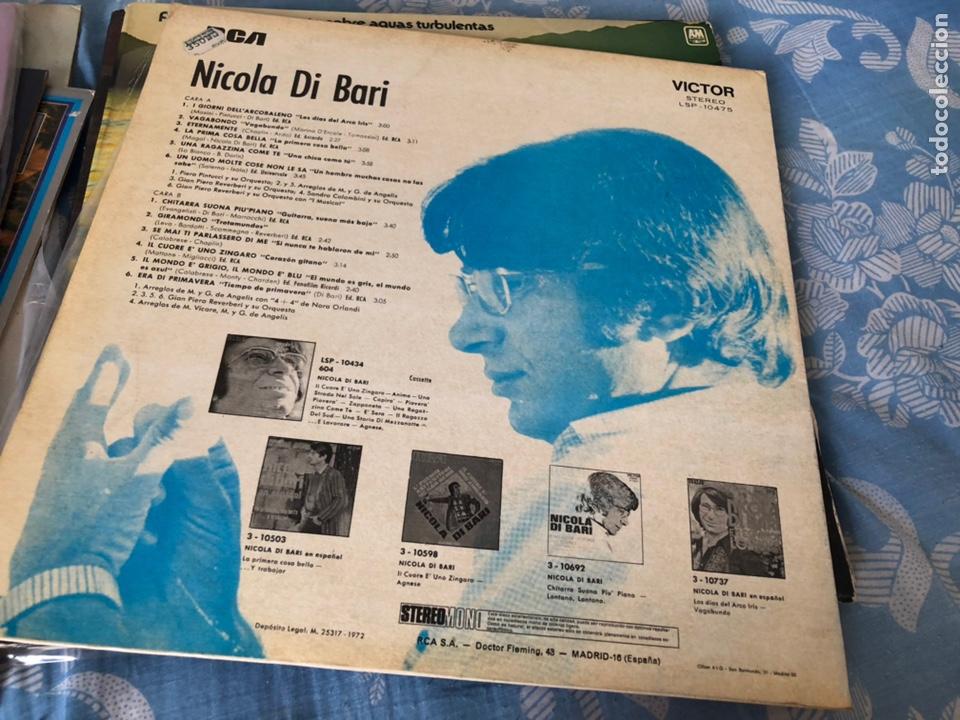 Discos de vinilo: Nicola di bari - Foto 2 - 174592968