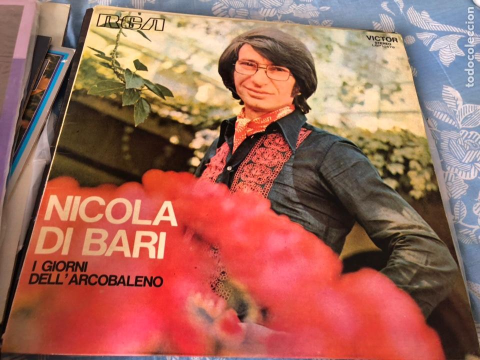 NICOLA DI BARI (Música - Discos - Singles Vinilo - Cantautores Extranjeros)