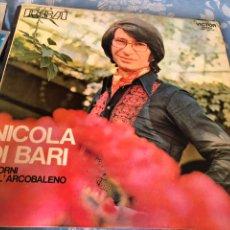 Discos de vinilo: NICOLA DI BARI. Lote 174592968