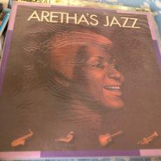 Discos de vinilo: ARETHA'S JAZZ. Lote 174593043