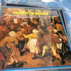 Discos de vinilo: MÚSICA DE DANZA. Lote 174593375