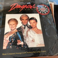 Discos de vinilo: DANGEROUS LIAISON. Lote 174601958