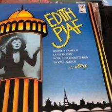 Discos de vinilo: EDITH PIAF. Lote 174604779