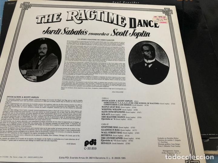 Discos de vinilo: The ragtime dance - Foto 2 - 174606180