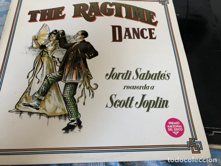 THE RAGTIME DANCE (Música - Discos - Singles Vinilo - Funk, Soul y Black Music)