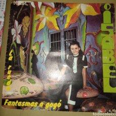 Disques de vinyle: ISABEL - LA RUEDA / FANTASMAS A GOGÓ. Lote 174631612