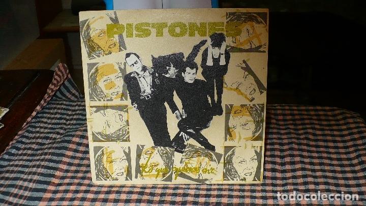 PISTONES - LO QUE QUIERES OIR / ULTIMO SOLDADO, ARIOLA 1984. (Música - Discos - Singles Vinilo - Grupos Españoles de los 70 y 80)