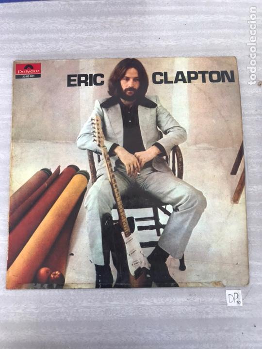 LP ERIC CLAPTON (Música - Discos - LP Vinilo - Jazz, Jazz-Rock, Blues y R&B)