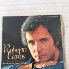 Discos de vinilo: ROBERTO CARLOS CANTA EN ESPAÑOL. Lote 174698775