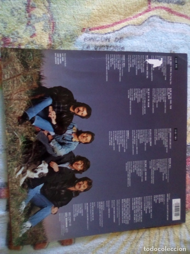 Discos de vinilo: NITTY GRITTY DIRT BAND : THE REST OF THE DREAM,germany 1990 - Foto 2 - 174699619