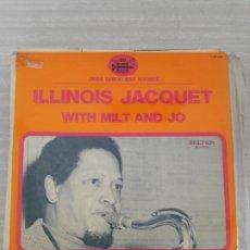 Discos de vinilo: ILLINOIS JAQUET. Lote 174824418