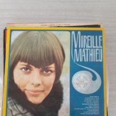 Discos de vinilo: MIRELLE MATHIEU. Lote 174852679