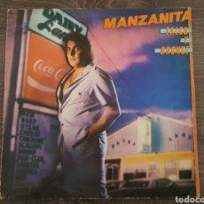 Discos de vinilo: MANZANITA TALCO Y BRONCE 1981 DISCO VINILO CON ENCARTE LP. Lote 174860195