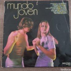 Discos de vinilo: MUNDO JOVEN BELTER RECOPILACIÓN ÉXITOS 1971 LOS 3 SUDAMERICANOS - MONY - LOS MISMOS - LOS CANTINOS. Lote 174861635