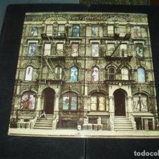 Discos de vinilo: LED ZEPPELIN DOBLE LP PHYSICAL GRAFFITI. Lote 174866932