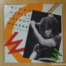 Discos de vinilo: ZIGGY MARLEY AND THE MELODY MAKERS - LEE & MOLLY - MAXI. Lote 174869938