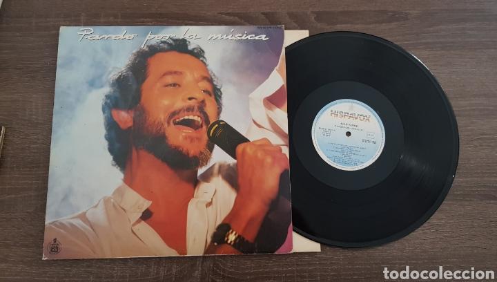 Discos de vinilo: JUAN PARDO - POR LA MUSICA - DISCO VINILO HISPAVOX 1985 LP - Foto 3 - 174881503