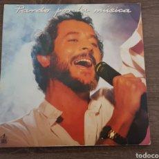 Discos de vinilo: JUAN PARDO - POR LA MUSICA - DISCO VINILO HISPAVOX 1985 LP. Lote 174881503