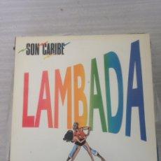 Discos de vinilo: LAMBADA. Lote 174892983