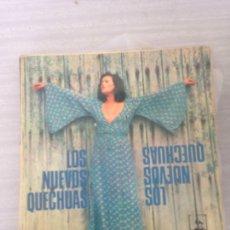 Discos de vinilo: LOS NUEVOS QUECHUAS. Lote 174901804