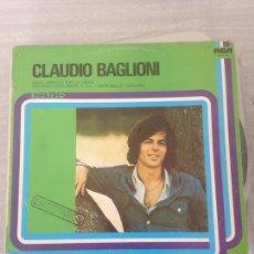 Discos de vinilo: CLAUDIO BAGLIONI. Lote 174903792