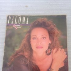 Discos de vinilo: PALOMA. Lote 174909289