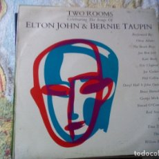 Discos de vinilo: TWO ROOMS - CELEBRATING THE SONGS OF ELTON JOHN ,SOLO DISCO 2. Lote 174910353