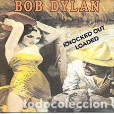 Discos de vinilo: BOB DYLAN - KNOCKED OUT LOADED (1986). Lote 174913054